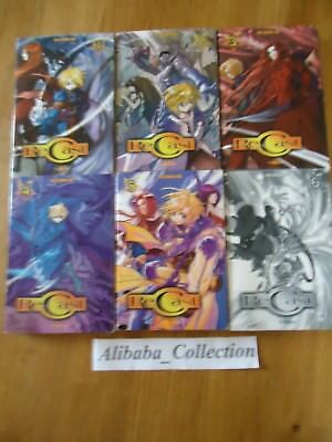 Lot Manga ** Recast 1 2 3 4 5 6 ** Eo Collection Integrale Serie Complete