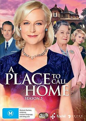 A Place to Call Home Series 5 Box Set DVD Region 4 NEW