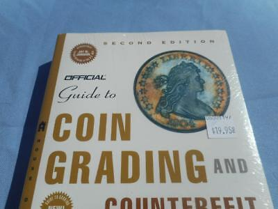OFFICAL GUIDE COIN GRADING BOOK  *****NEW NEVER OPENED***** 2nd EDITION