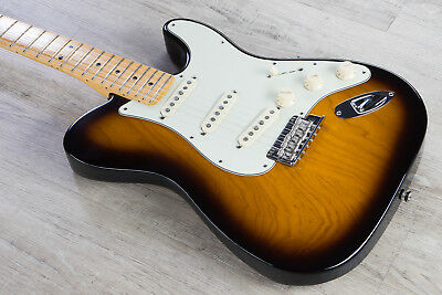 Fender Limited Edition Parallel Universe Strat-Tele Hybrid 2-Color Sunburst