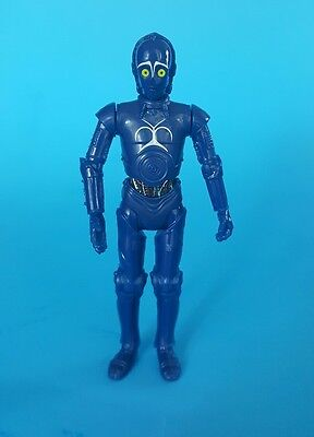 Star Wars 2017 Disney BAD Build a Droid Factory Blue 3PO Protocol Droid