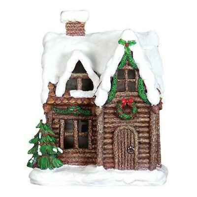 My Fairy Gardens Mini - Winter LED Cabin - Supplies