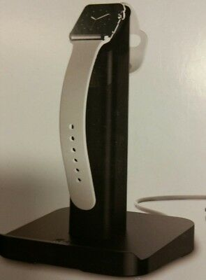 Griffin WatchStand Charger Dock and Dual Stand for Apple Watch, iPhone in box