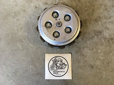 1986 Yamaha Fz600 Clutch Plate Assembly Assy