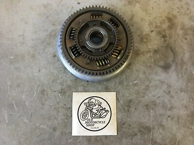 1986 Yamaha Fz600 Clutch Basket With Ring Gear