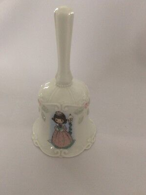 Precious Moments Christmas Bell, Preowned