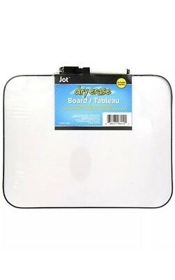 """Jot Magnetic Dry Erase Board 8.5"""" x 11"""" Marker Included"""