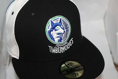 newest collection 9e9ae 533a6 Minnesota Timberwolves New Era NBA 2-Tone Logoman 59Fifty,Hat,Cap   36.99