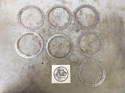 1972 Honda Cb350 E Clutch Steel Rings