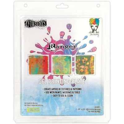 "Dylusions Ranger - Gel Press Printing Plate - Large 9""x11"""