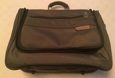 BRIGGS & RILEY Duffle Bag Carry On Cabin Bag Weekender Travel Bag Luggage aa22