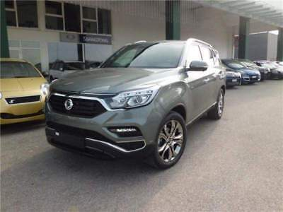 Ssangyong Rexton G4 2.2 Diesel 4WD A/T ICON