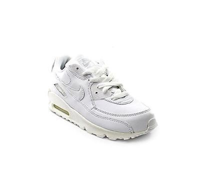 NIKE AIR MAX 90 PS  White White 307794 111 Running PS KID SIZE 3Y