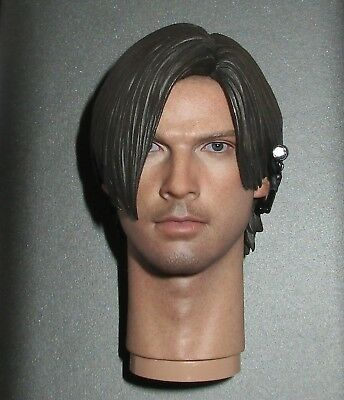 Hot Toys Resident Evil 6 Leon S Kennedy Head Sculpt Kopf 1/6 Biohazard VGM22 new