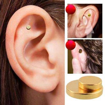 Magnet Auricular Quit Smoking Patch Not Cigarettes Health Therapy Zero Smoke