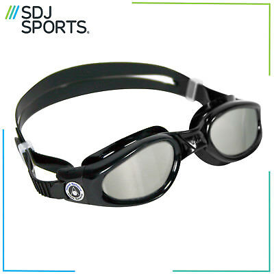 Aqua Sphere Kaiman Mirrored Adult Anti-Fog Swimming Triathlon Goggles