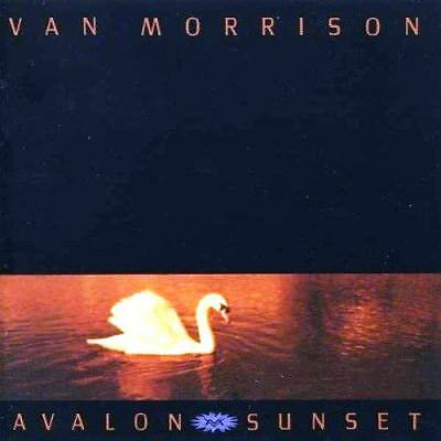 Avalon Sunset by Van Morrison (Music CD) New and Mint Condition in Shrink Wrap!