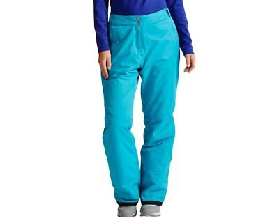 Dare2b Women's Attract II Ski Pant - Sea Breeze Blue