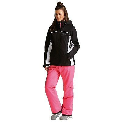 Dare2b Women's Attract II Ski Pant - Cyber Pink