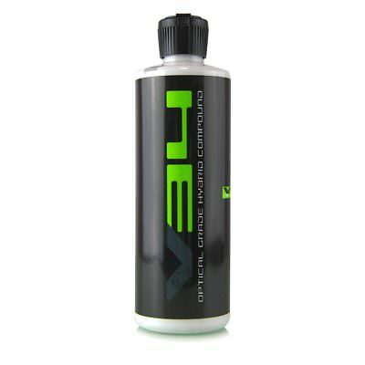 Chemical Guys V34 Hybrid Compound Removes Moderate Swirl Marks & Scratches
