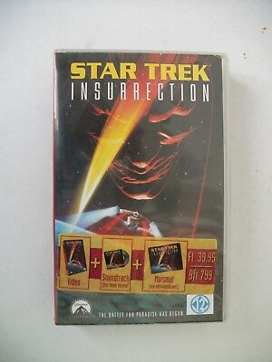 Star Trek Insurrection - VHS