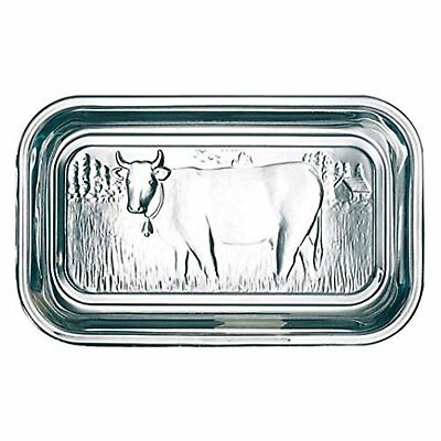 Luminarc Glass Cow Butter Dish w/Lid Dinnerware Traditional Design for Kitchen  sc 1 st  PicClick UK & LUMINARC GLASS COW Butter Dish w/Lid Dinnerware Traditional Design ...