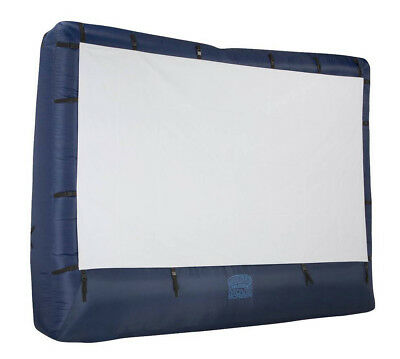 Gemmy Inflatable Movie Screen With Storage Bag 12.5 Feet