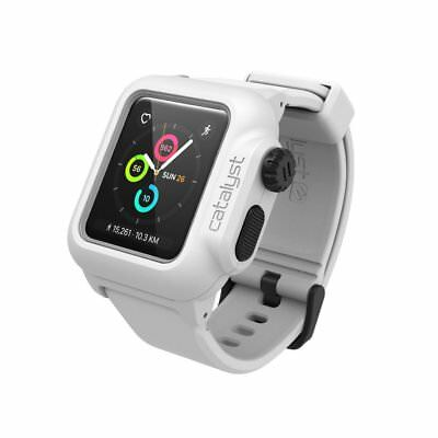 Catalyst Waterproof 38mm Apple Watch Series 2 Case (White)