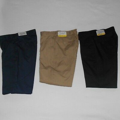 New MENS PANTS 28 30 32 36 38 46 48 50 52 54 56 Navy TAN Black REG or BIG 2577
