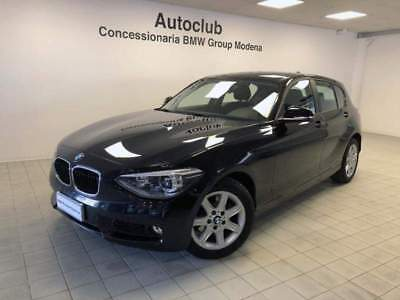 BMW 120d 5p. Unique