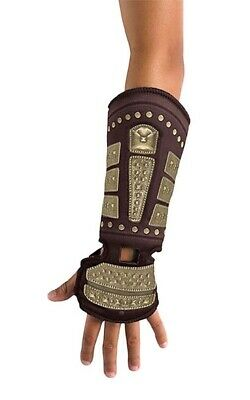 Licensed Prince Of Persia Dastan Gauntlets Gloves Child Costume Accessory