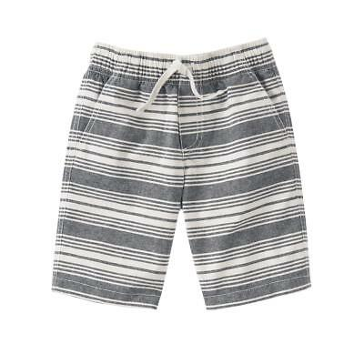 NWT Gymboree Active Knit Jersey Pull-On Shorts Short Grass Green Boys S 5 6
