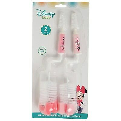 Disney baby bottle brush Gift Set baby shower gift (4) two sets