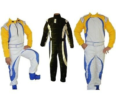 Adult Cordura Double layer CIK-FIA Level 2 Approved Karting Racing Cordura Suit