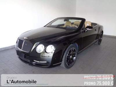 BENTLEY Continental gtc 6.0 GTC I