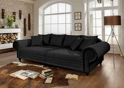 big sofa julia kolonialstil xxl mega kolonialsofa federkern shabby chic eur picclick at. Black Bedroom Furniture Sets. Home Design Ideas