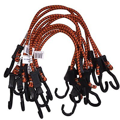 Kotap Adjustable 24-Inch Bungee Cords, 10-Piece, Item: Mabc-24 *New*