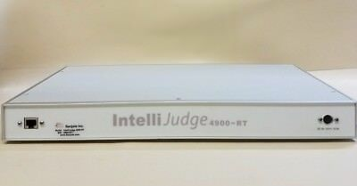 Sanjole IntelliJudge 4900-RT Mainframe with 4 x RT-DSP Modules, Real Time LTE