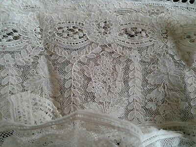 Antique lace lot - all 1800