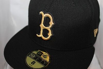 NEW ERA BOSTON Red Sox 59fifty 7 1 2 Cap Hat MLB 59th Anniversary ... adcb59a42a3d