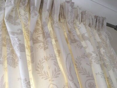 curtains pair bath ashley panels beyond in bed light buy rod curtain panel laura inch green from pocket rowland window