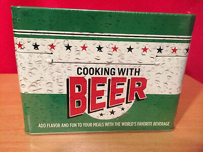 Cooking with Beer Recipe Card Collection