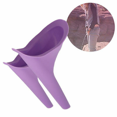 10 PCS Portable Woman Female Urinal Outdoor Travel Stand Up Pee Urination Device