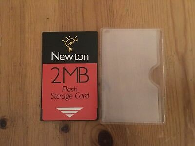Apple Newton 2MB Flash Storage Card USED EXCELLENT CONDITION!