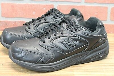 New Balance 927 Walking Shoes Mens Size 10 Black Roll Bar Sneakers-6089 5d96940e7