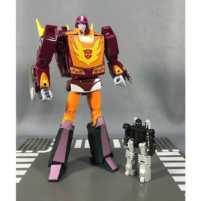 [Transformers] Takara Masterpiece MP-40 Hot Rod (with targetmaster and coin)