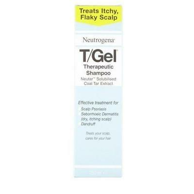 Neutrogena T/Gel Scalp Therapeutic Shampoo, 250 Ml