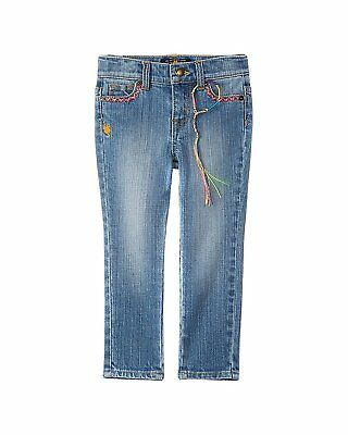 Lucky Brand Girls' Zoe Embroidered Jean New/Tags