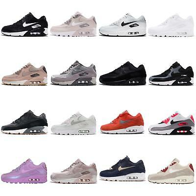 best loved 266f4 a100c Wmns Nike Air Max 90 Essential Womens NSW Running Shoes Sneakers Trainers  Pick 1