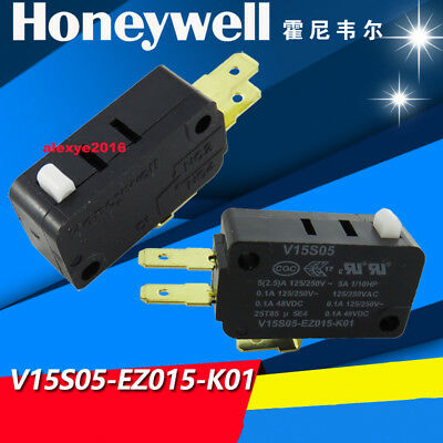 Honeywell Micro Switch V15S05-EZ015-K01 3 Pin For Gas Water Heater Replacement